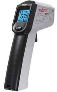 Infrared thermometer with circular laserpointer, TFI 260
