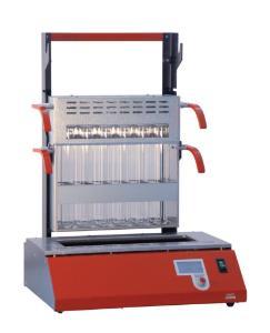 Kjeldahl digestion systems, rapid infra-red heating systems, behrotest® InKjel series,