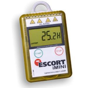 Temperature and humidity data loggers, iMINI