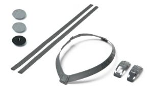 Replacement set for mask 7000 serie